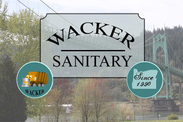 Wacker Sanitary